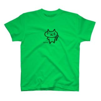ねこすけ T-shirts