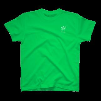 siestaのコケコッコー@sono T-shirts