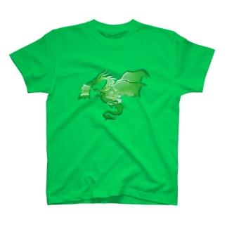The_Dragon_Strikes T-shirts