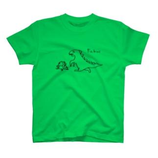 sucre usagi (スークレウサギ)のご当地Tシャツ福井編 T-shirts
