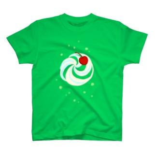 生地色選んで色んなフロートTシャツ T-shirts