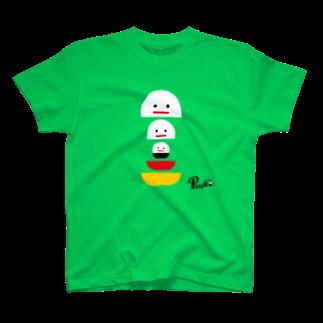AEDIのCapsules @ PlayU  T-shirts