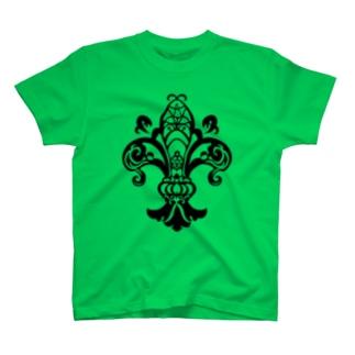 fleur-de-lis 2 T-shirts