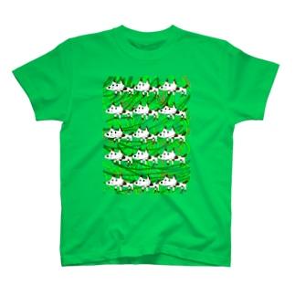 Green Godish T-shirts