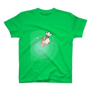 みんな、すくわれてしもたんや…。 Tシャツ