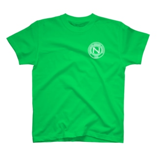 長森SSサッカー少年団 - ホワイトロゴTシャツ T-shirts