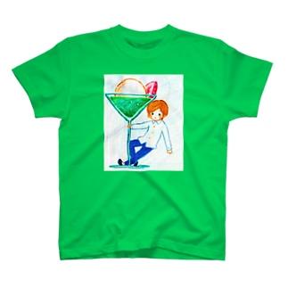 クリームソーダー T-shirts