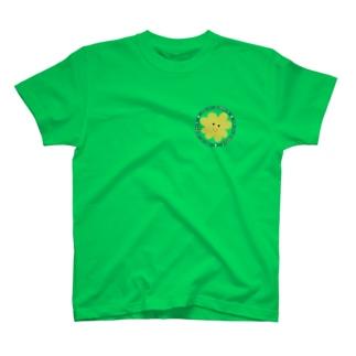 クローバーよつばのいえ T-shirts