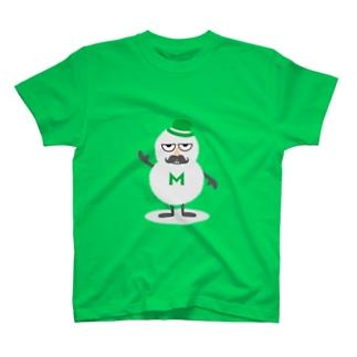 モフモフ T-shirts