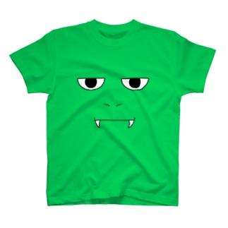 ご尊顔 T-shirts