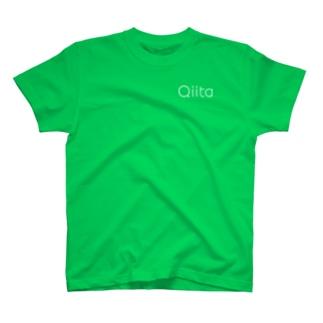Qiita ロゴ T-shirts
