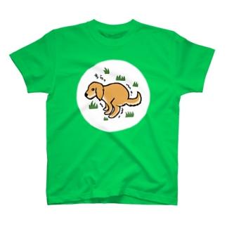 犬のあの時 T-shirts
