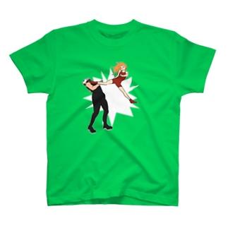 ローリングソバット T-shirts