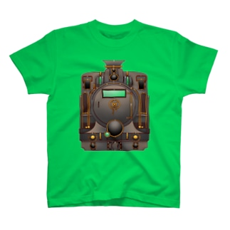 乗り物変身!(SL) T-shirts