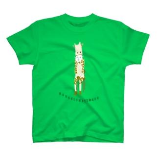 ユーモアデザイン「反省してます」 T-shirts