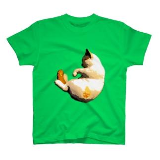 だっこねこ2 T-shirts