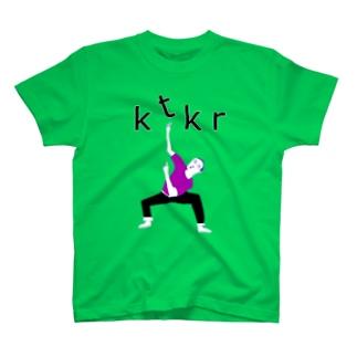 KTKR T-shirts