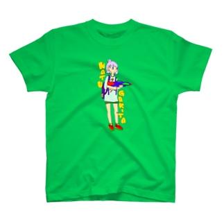 なつがきた T-shirts
