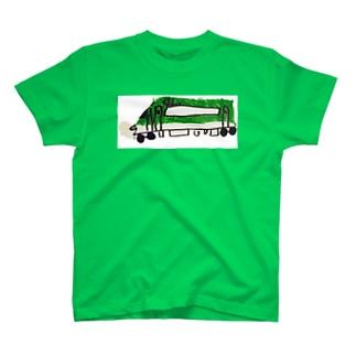 オーシャンアロー T-shirts