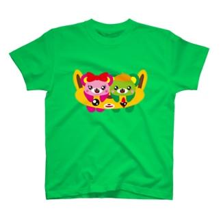 宇宙ニート浮輪でGOGO!! T-shirts