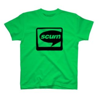 scum Tシャツ