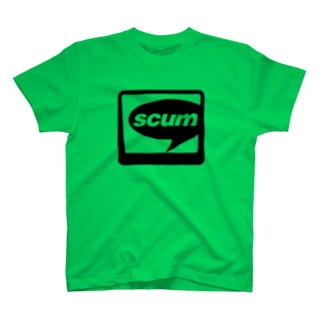 Lost Frog Productions [OFFICIAL GOODS]のscum Tシャツ