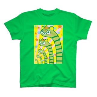 ちんあなご一番太郎 T-shirts