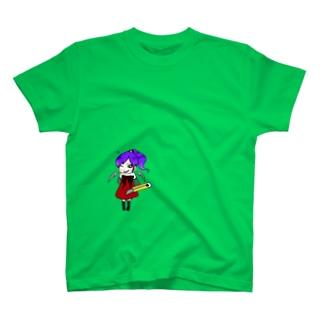歯車星人、ヘルグルマ。 T-shirts