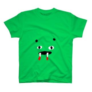 ブラッドモンスターと一緒 T-shirts