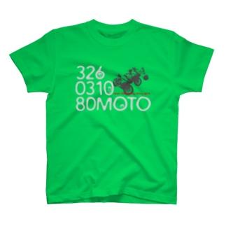 326racing TシャツⅢ Tシャツ