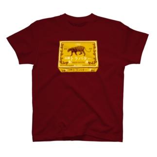 サンボ印の高級トラバター Tシャツ