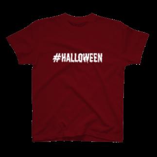 TanninaのHalloween type02Tシャツ