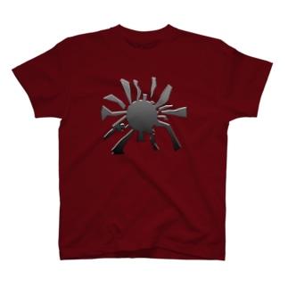 ヒビ T-shirts