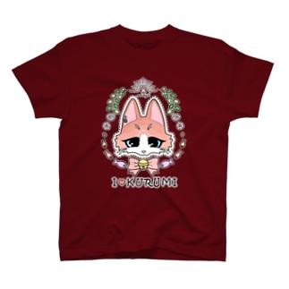 ラグドールのクルミちゃん T-shirts