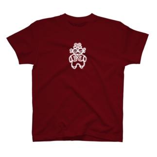 ホツTの白い子 T-shirts