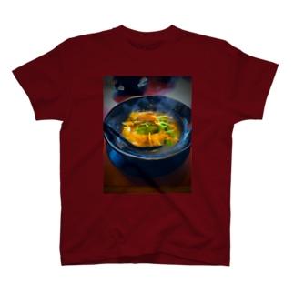 海鮮野菜らーめん T-shirts