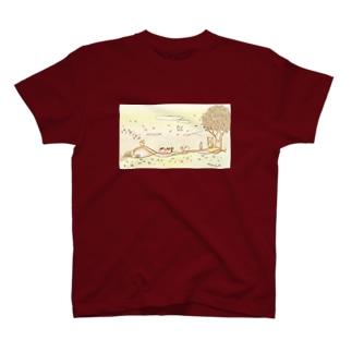 ほのぼのの森 T-shirts