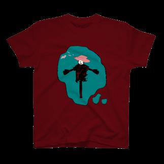 UNIQUE MANIACの「カカシ」 T-shirts