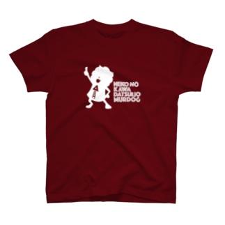 ND MURDOG(白) T-shirts