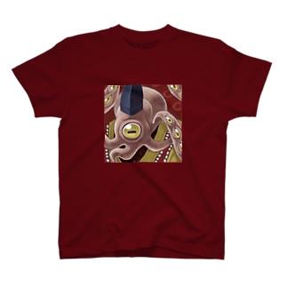 もりそば大明神 T-shirts