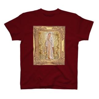 額縁スチョンさん T-shirts