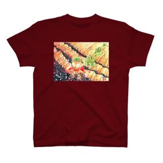 黄泉ガエル T-shirts