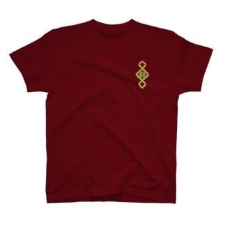 メビウスドームスタッフグッズ(濃色) T-shirts