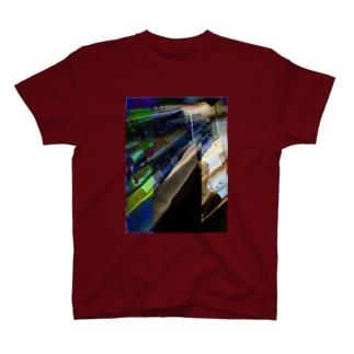 カーテン2 T-shirts
