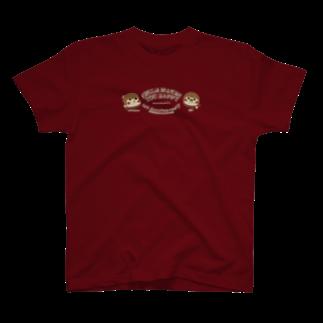 aliveONLINE SUZURI店のすずめだいきち1st Anniversary T-shirts