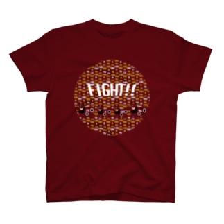 あかべこ応援Tシャツその1 T-shirts