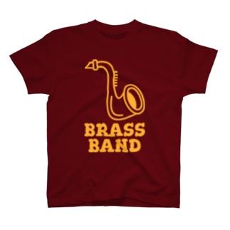 ブラスバンド T-shirts