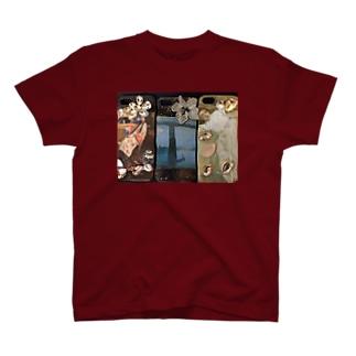 ホイッスラー T-shirts