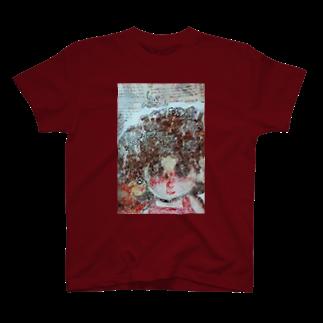 YONEのKISS T-shirts