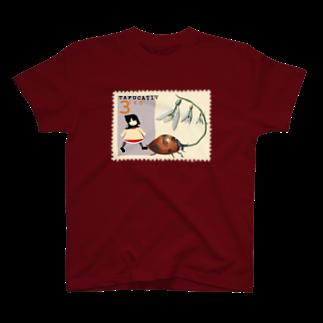 FINCH LIQUEUR RECORDSのTafucativ Tシャツ